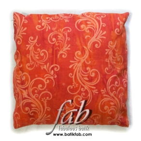 Cushion - Orangekemcan